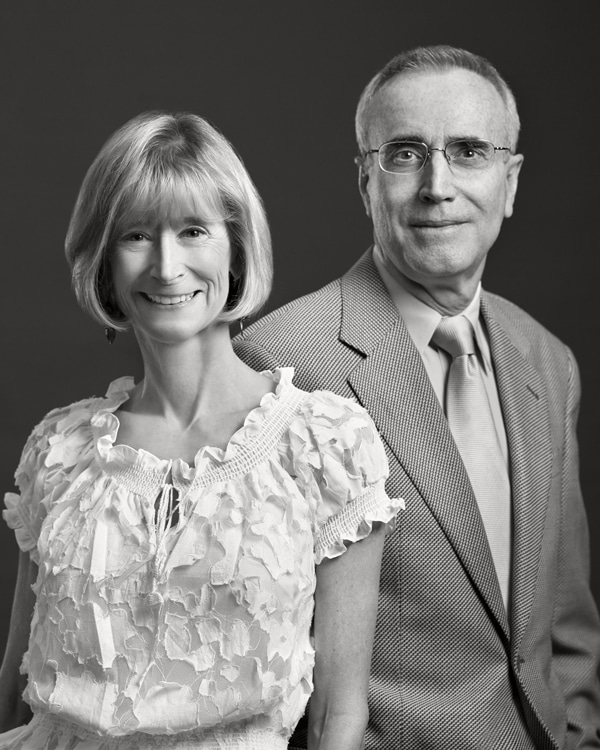 Ken and Linda McGurn