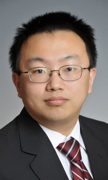 Dr. Mo Wang is the recipient of the FABBS Early Career Investigator Award.