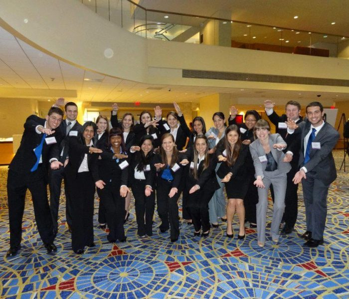 UF Enactus claimed its 14th consecutive regional championship
