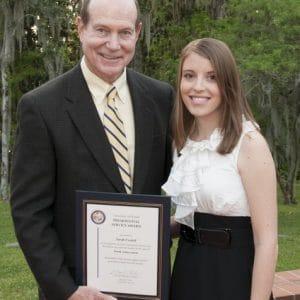 Dave Kratzer and Sarah Cordell