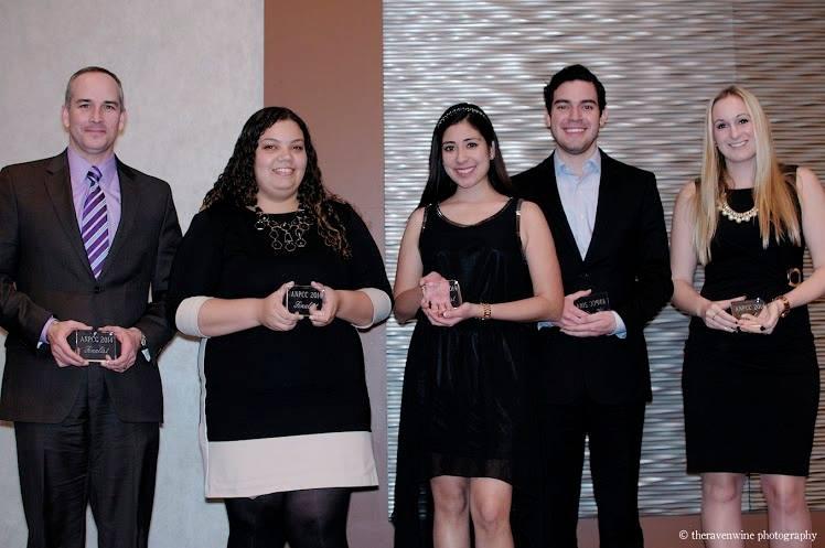 Dr. Sean Limon, Analia Davis, Laura Sandoval, Esteban Arturo, and Brittany Wood