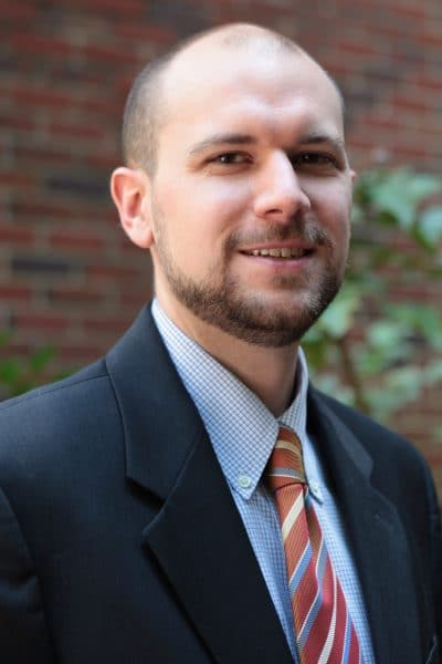 Warrington Ph.D. Candidate Brent Kitchens cautions that some health information found online could be misleading.