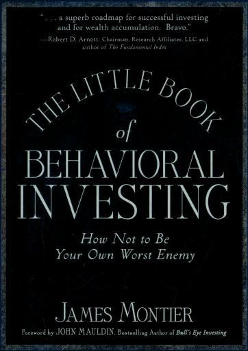 the little book of behavioral investing 2