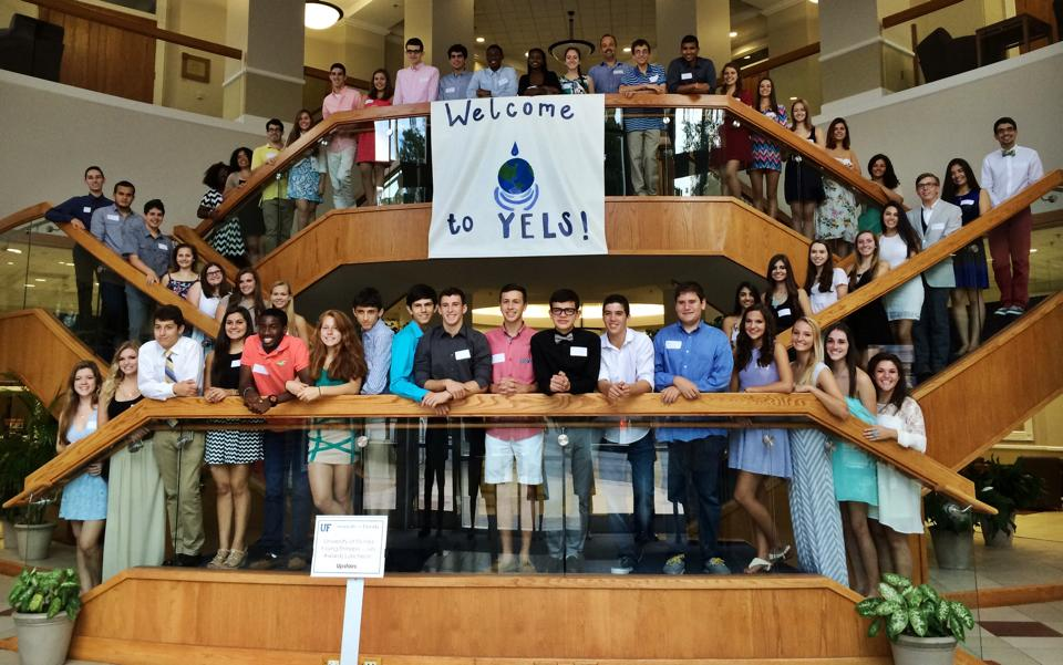 UF's Young Entrepreneurs for Leadership and Sustainability