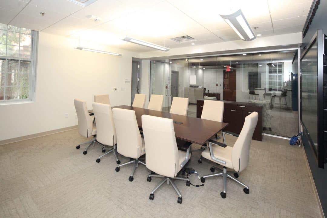 Newly remodeled Bergstrom Center