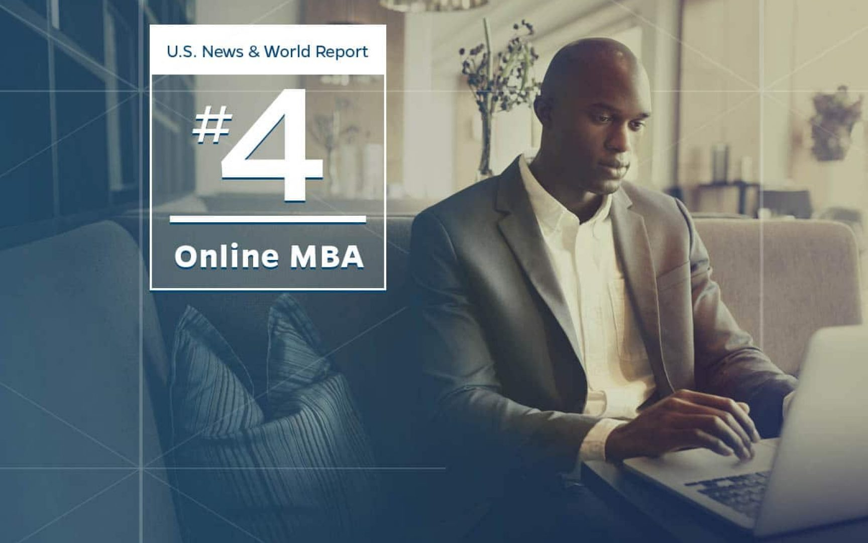 U.S. News & World Report #4 Online MBA