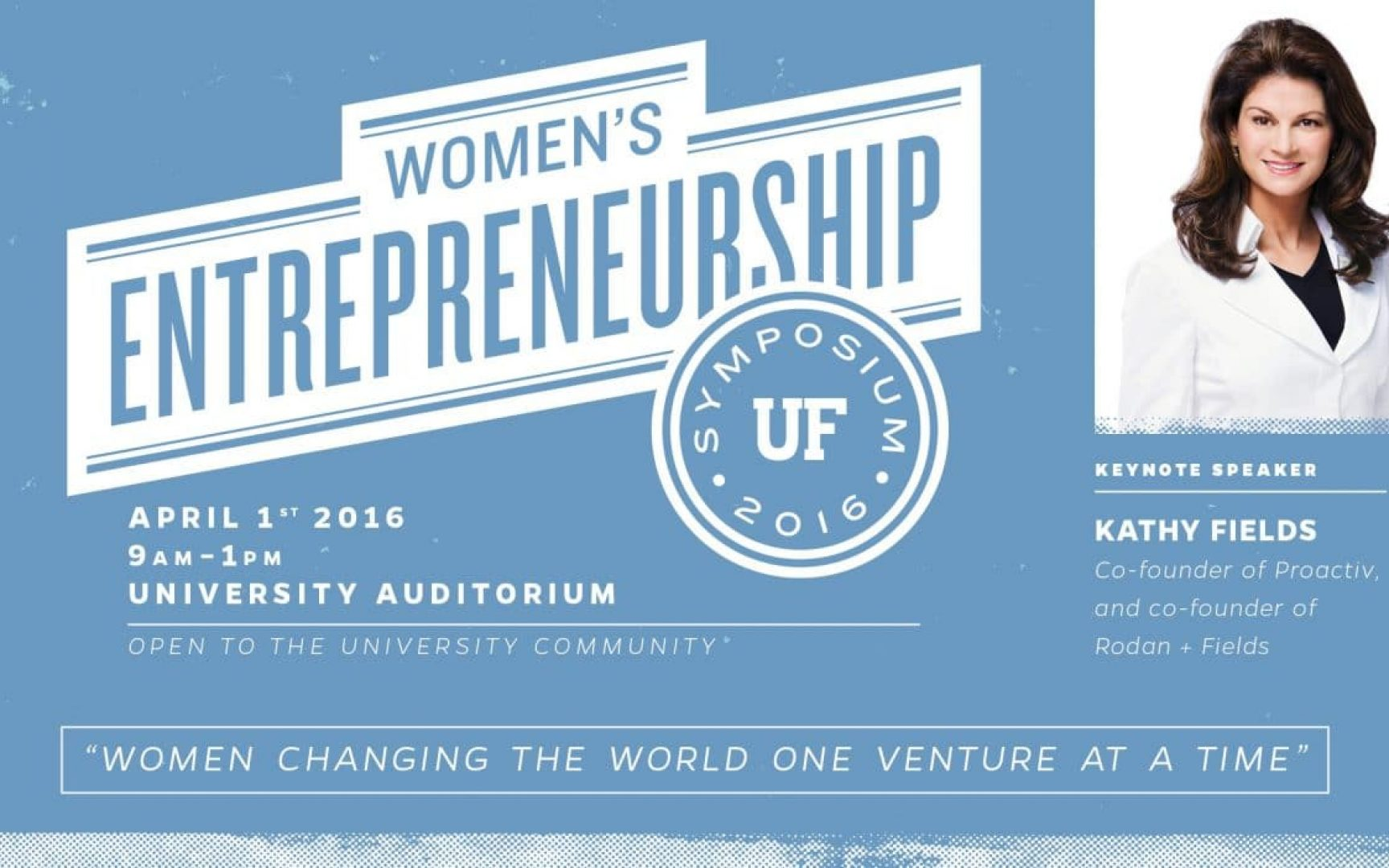 Women's Entrepreneurship Symposium 2016