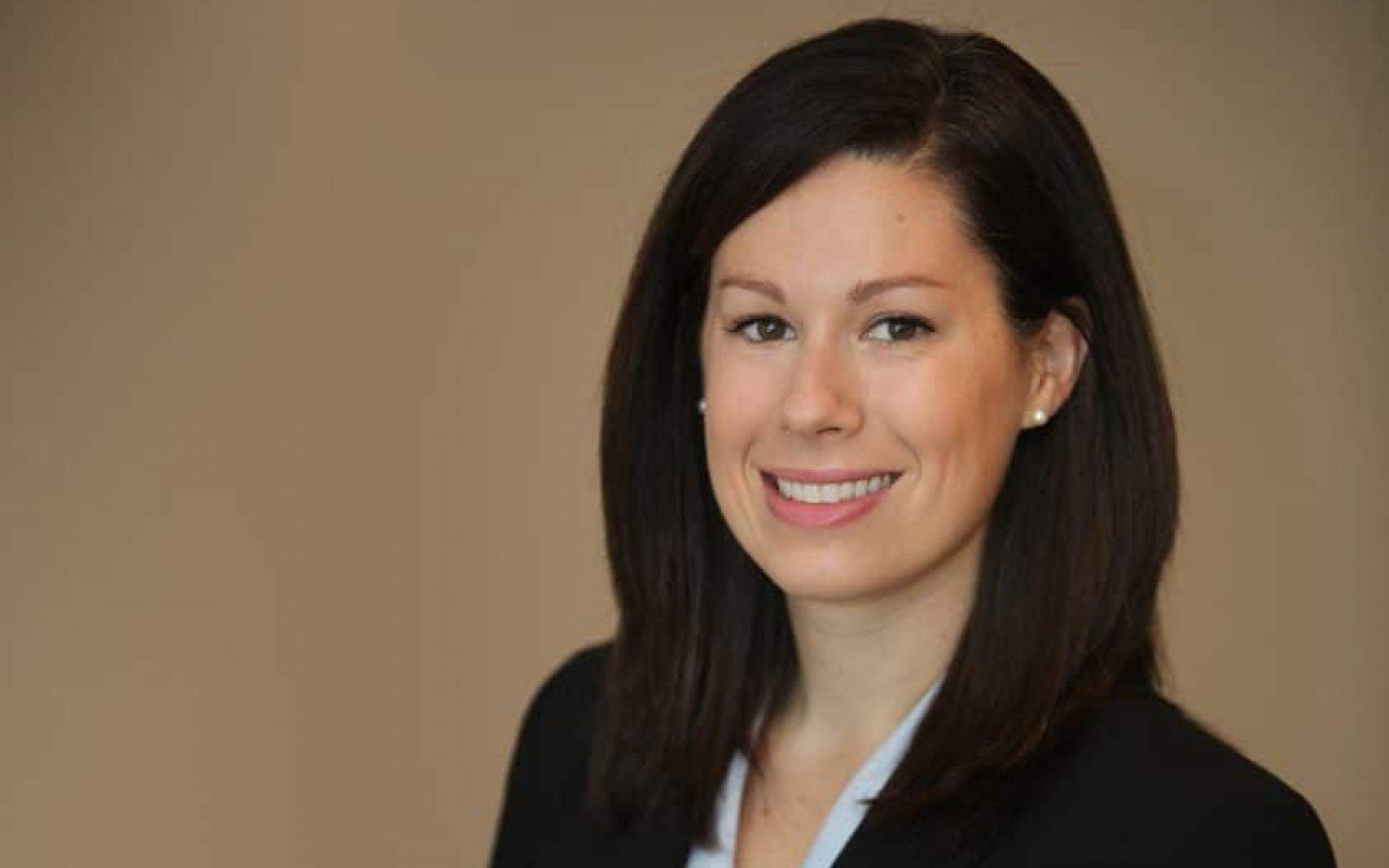 Kate O'Hara, MBA student
