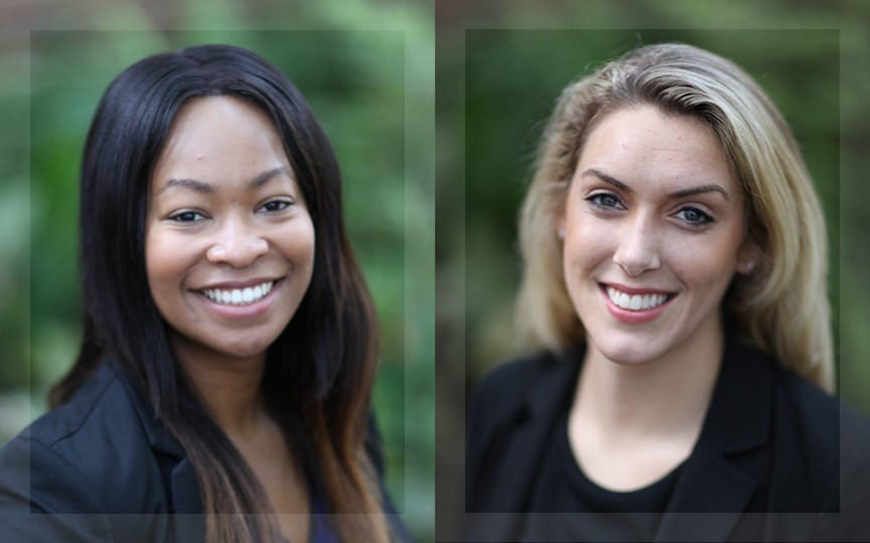 Erika Rix, Megan Lehman, MBA