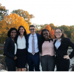 ethics case competition team
