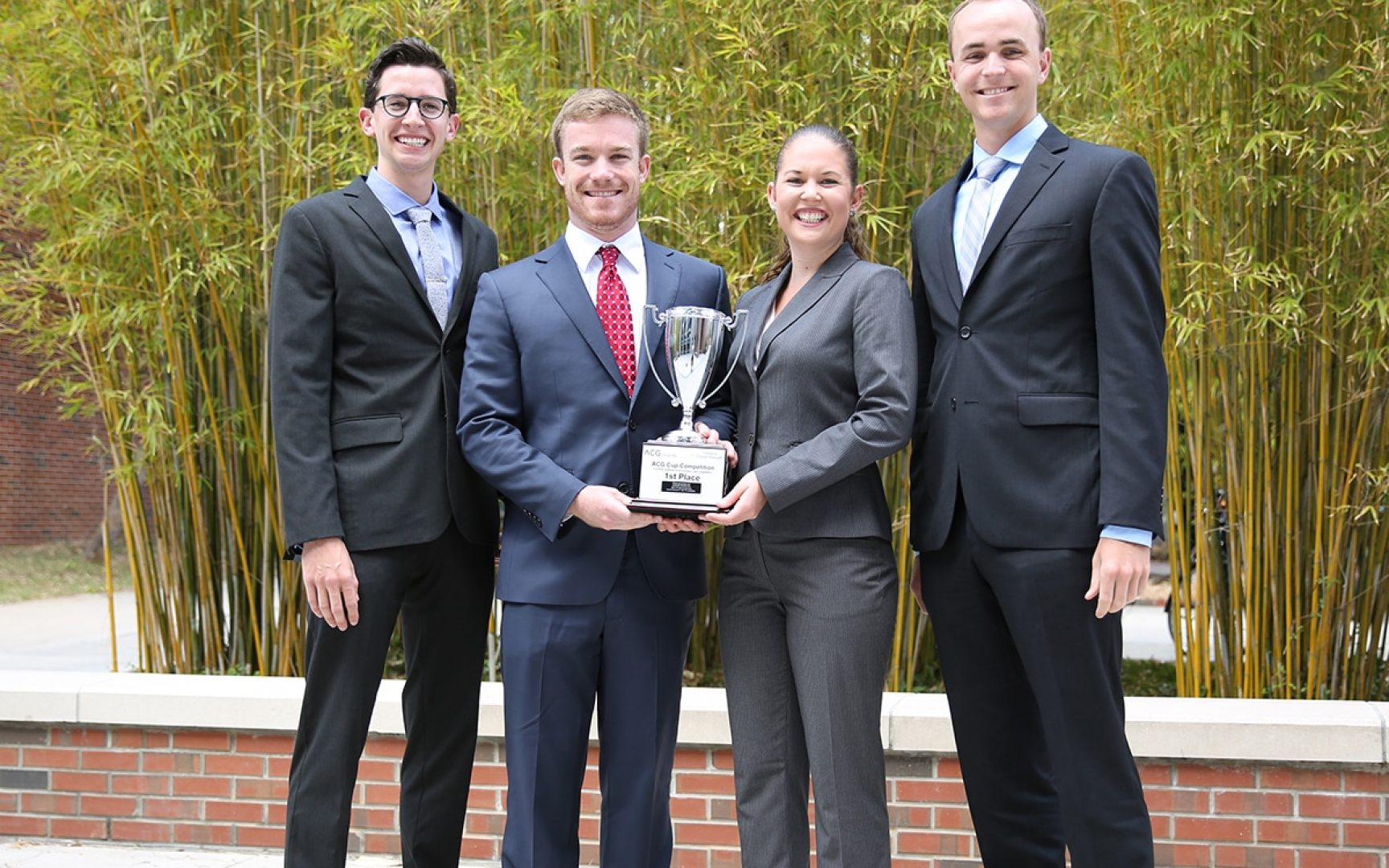 UF MBA wins ACG Case Competition