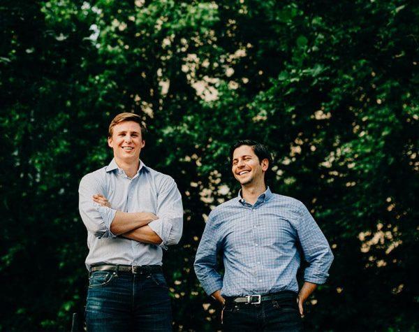 Brett Adcock & Adam Goldstein