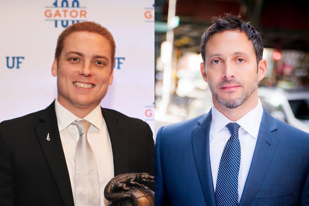 Ethan Fieldman and Steven Schnall