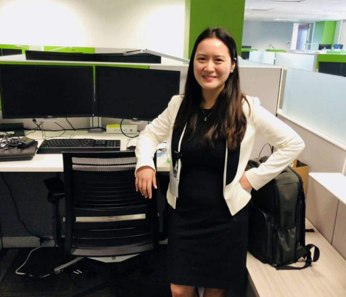 Victoria Liu