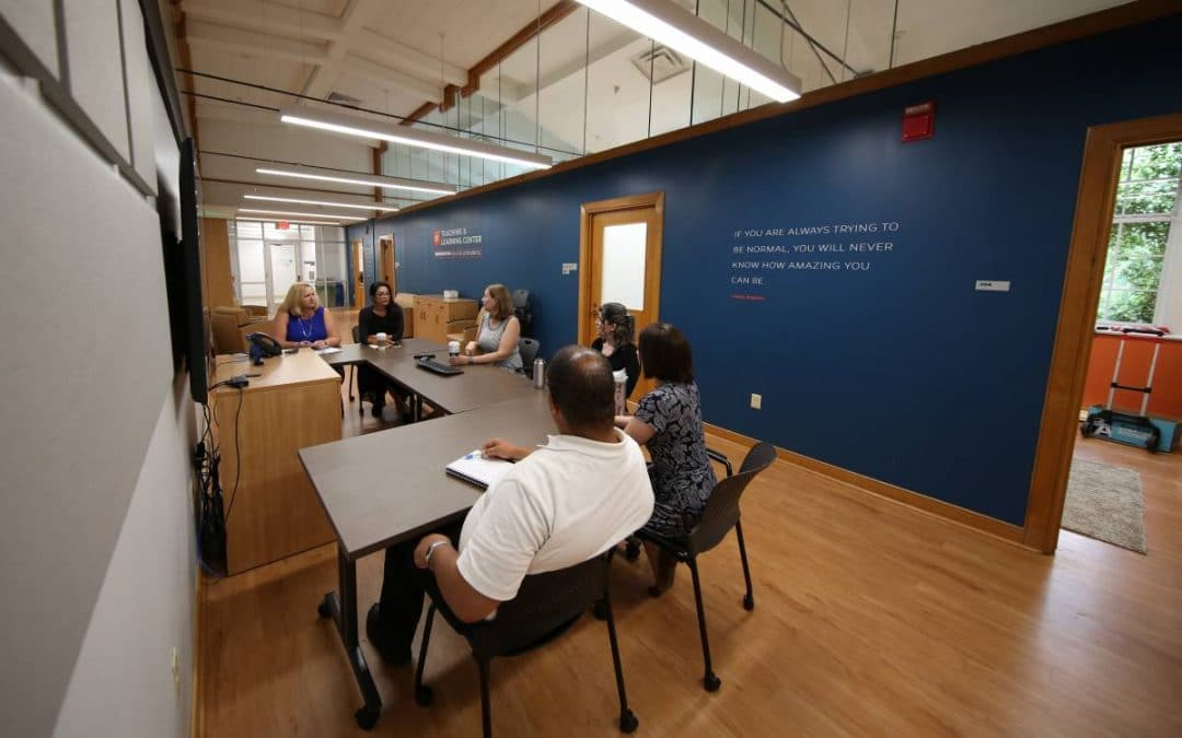 Teaching and Learning Center at the Warrington College of Business