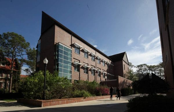 Gerson Hall, home of the Fisher School of Accounting