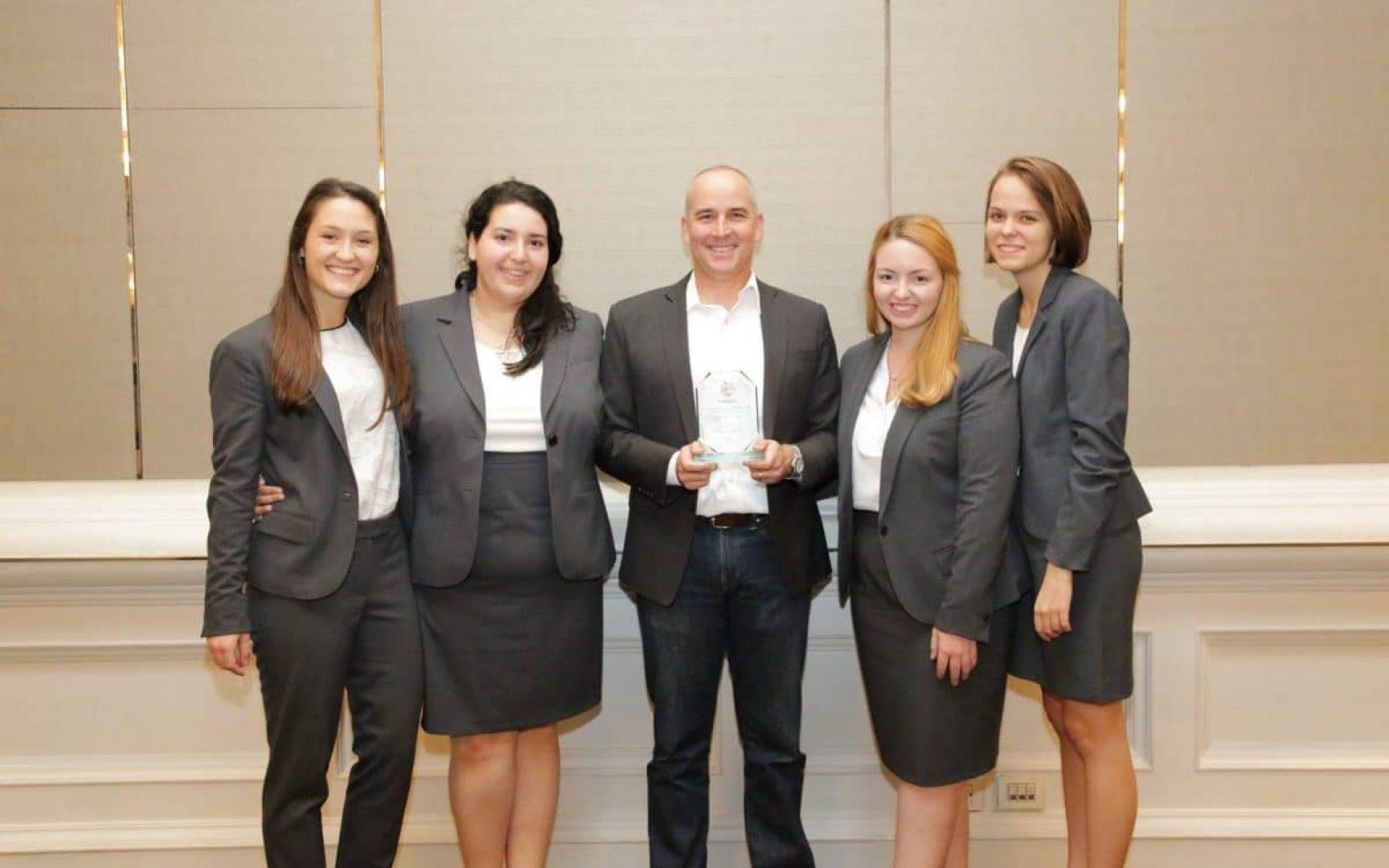 Olivia Piatkowski, Ophir Rotem, Dr. Sean Limon, Victoria Edison and Cathleen Maluda.