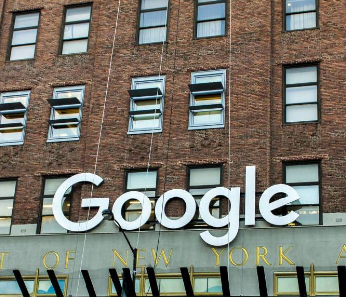 Google office in New York City