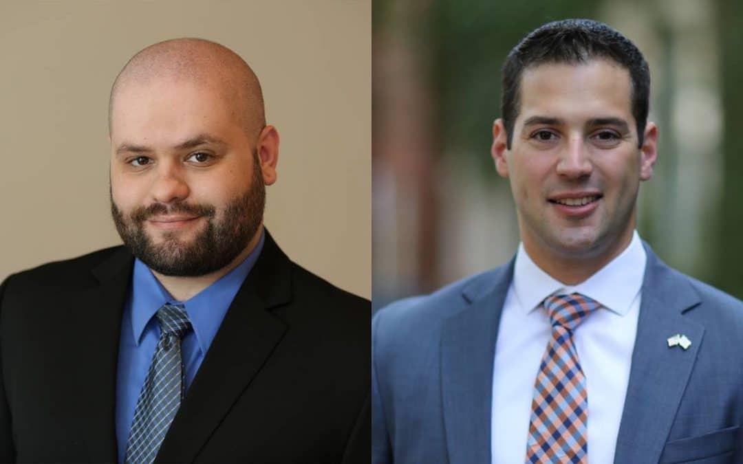 Nick Ramos and Chris Salinas