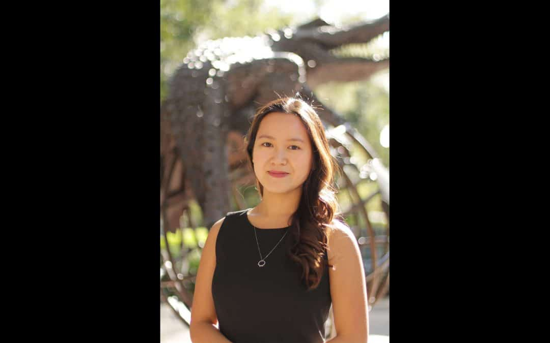 Victoria Liu created an app to stop customers from standing in long lines.