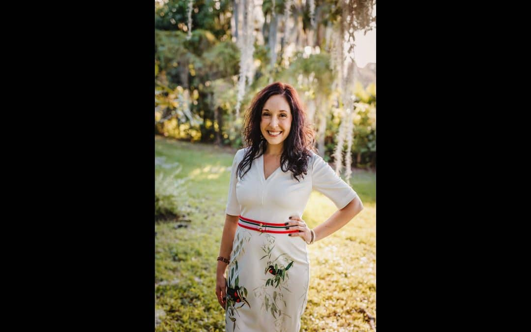 Leah Stokes is a UF MBA Executive student.