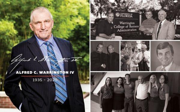 Alfred C. Warrington IV 1935 - 2020