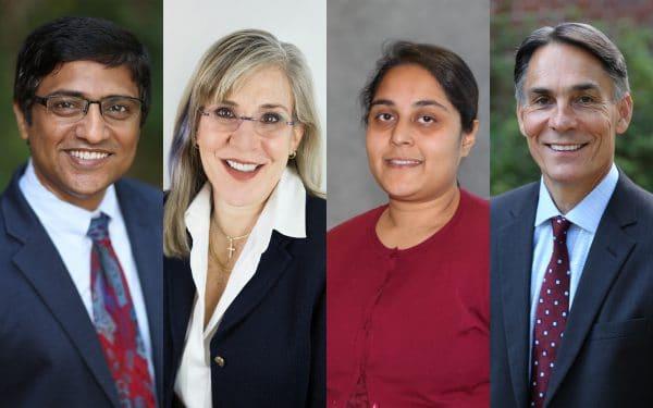 Shubho Bandyopadhyay, Judy Callahan, Aditi Mukherjee and Mike Schadewald