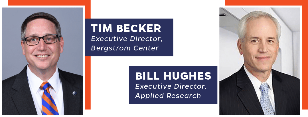Tim Becker & Bill Hughes