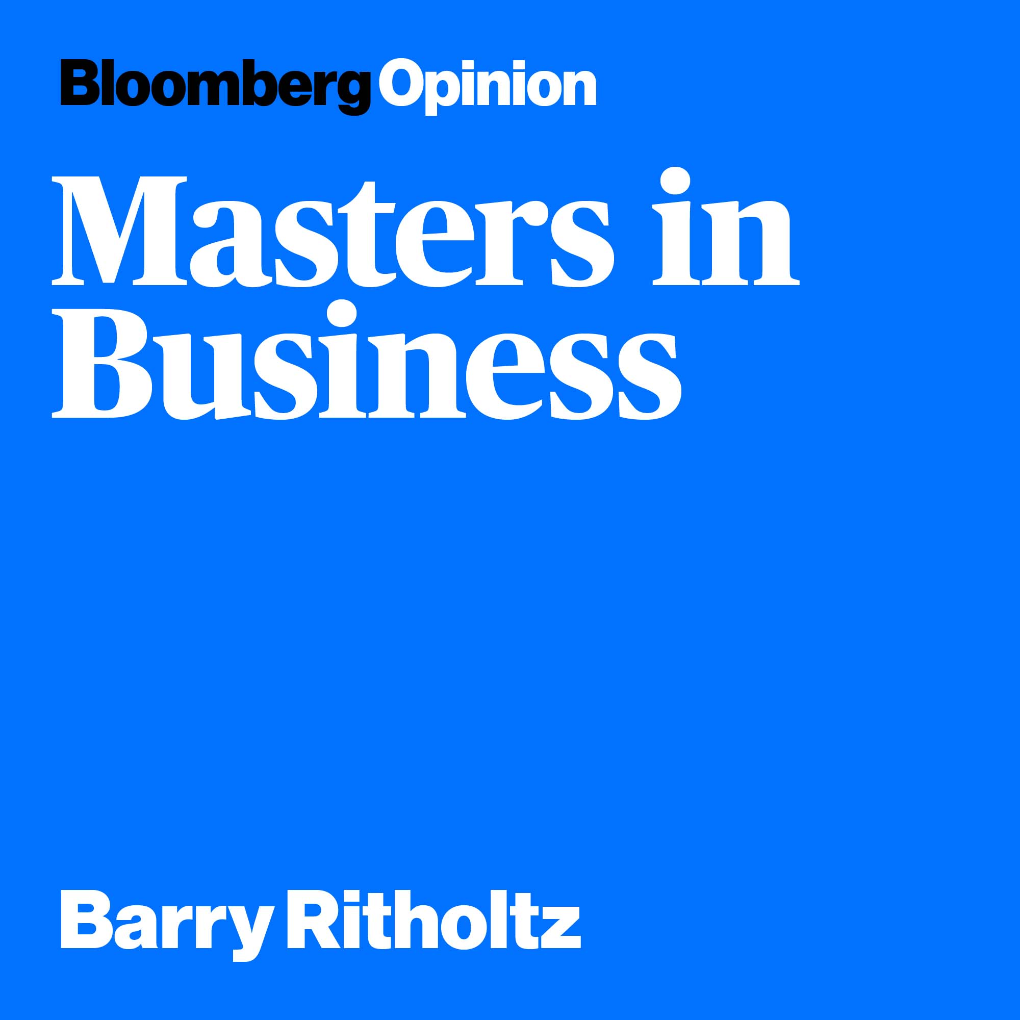 Bloomberg Opinion Masters in Business