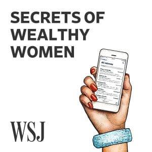 Secrets of Wealthy Women Wall Street Journal