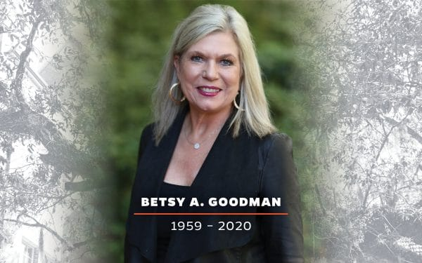 Betsy A. Goodman 1959-2020