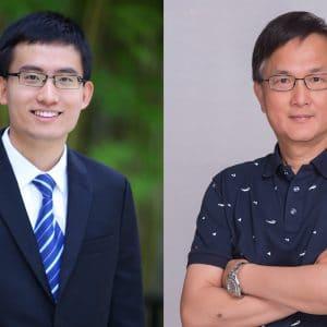 Liangfei Qiu and Kenny Cheng