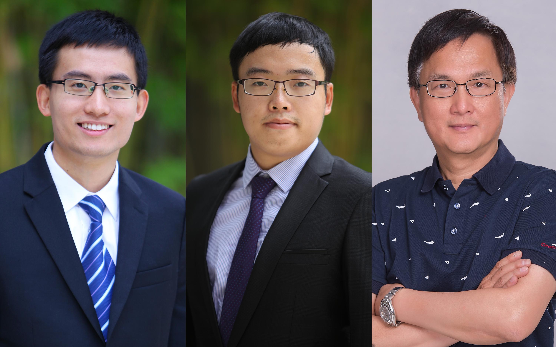 Liangfei Qiu, Jingchuan Pu and Kenny Cheng.