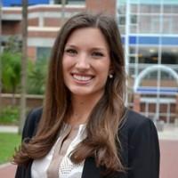 UF Warrington alumnae Courtney Fee works at PwC.