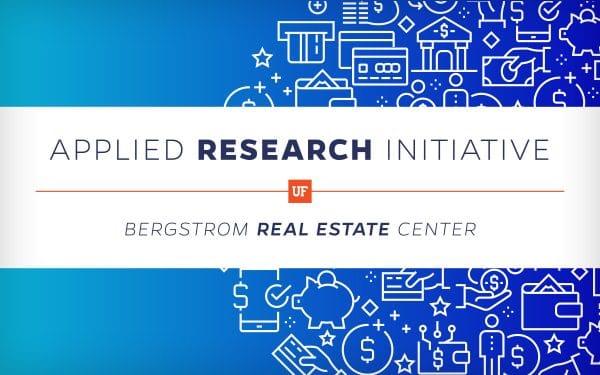 Applied Research Initiative Bergstrom Real Estate Center