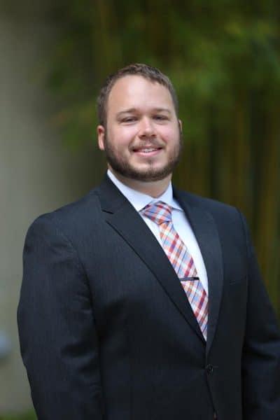 Jackson Budnik is graduating from UF Warrington.