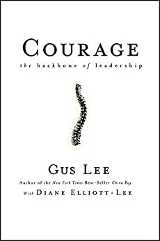 Courage by Gus Lee book cover.