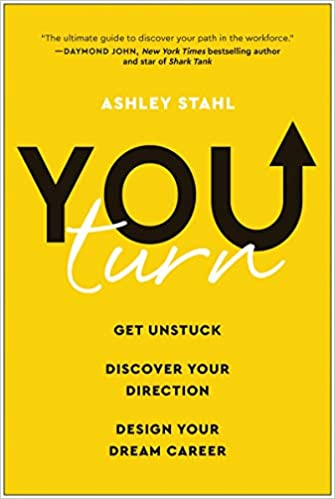 You Turn by Ashley Stahl book cover