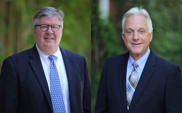 Gary McGill and David Ling